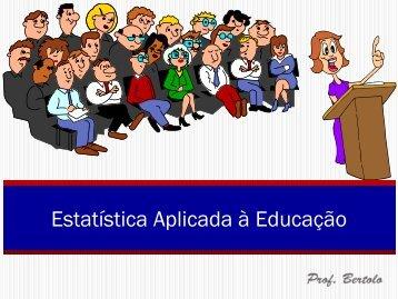 Slides 07 - Site Prof. Bertolo
