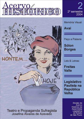 conteúdo em pdf - Assembleia Legislativa do Estado de São Paulo ...