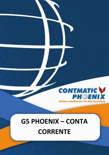 Conta corrente - Contmatic Phoenix
