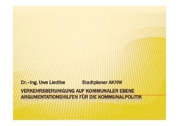 Vortrag Liedtke - VRS