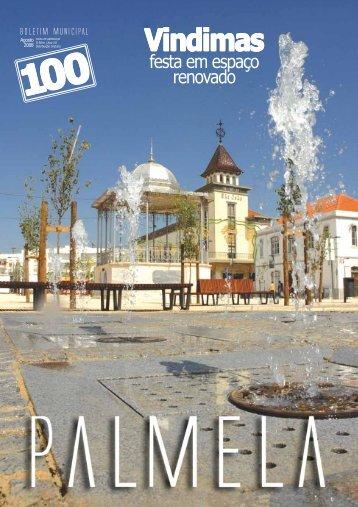Vindimas - Câmara Municipal de Palmela