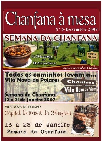 Nº 6-Dezembro 2009 - Confraria da Chanfana