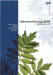 Jahresbericht 2006 - Veska