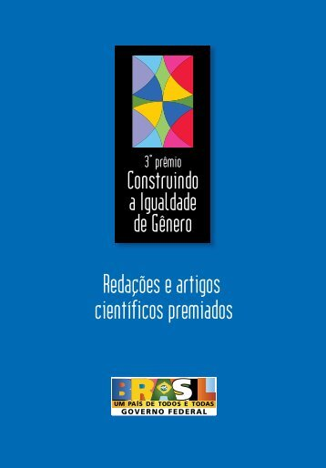 Redações e artigos científicos premiados - CNPq