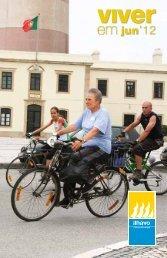 Agenda viver em - junho 2012 - Câmara Municipal de Ílhavo