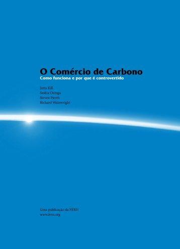 O Comércio de Carbono - Fern