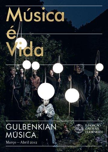 Download this publication as PDF - Gulbenkian Música