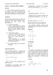 Apostila de Química IV (pág. 108 a 136)