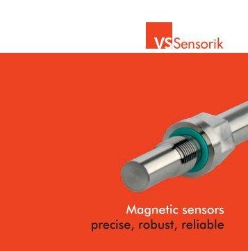 Image brochuer VS Sensorik