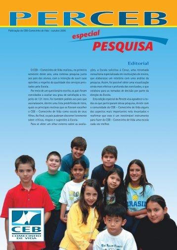 Edição Especial - Outubro de 2006 - CEB