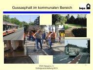 3.) Dipl. -Ing. Peter Dienstbier, PCD Consulting UG - VSVI Hessen