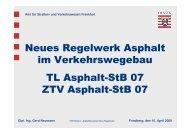 Offenporigen Asphalt - VSVI Hessen
