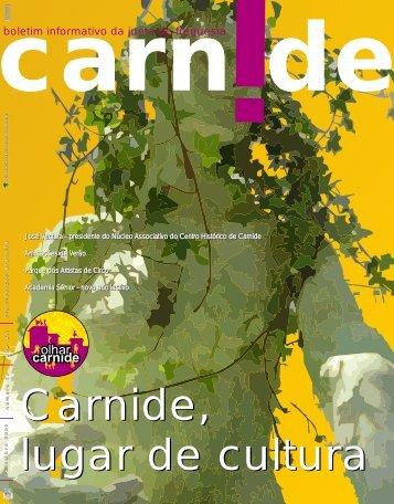 Carnide, lugar de cultura - Junta de Freguesia de Carnide