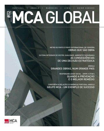portugal | angola | marrocos - Grupo MCA