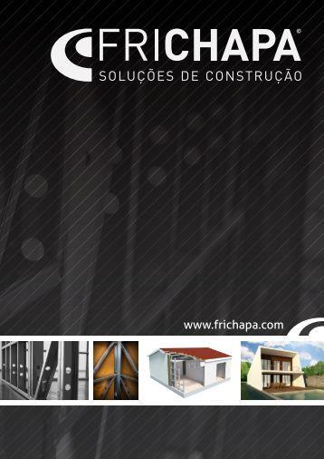 SOLUÇÕES DE CONSTRUÇÃO - Frichapa