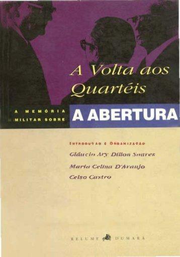"""O',.t'·"""""""".Jo - CPDOC - Fundação Getulio Vargas"""