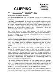 Veículo: Pesquisa Fapesp Data: 12/04/2011 Pág: Online O ... - Inpe