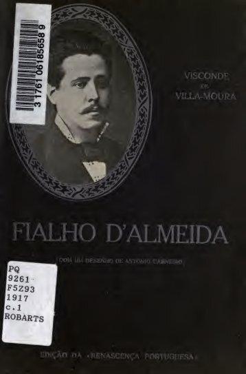 Fialho d'Almeida