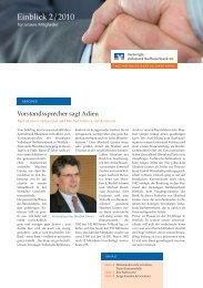 Ausgabe Nr. 2 - Vereinigte Volksbank Raiffeisenbank eG