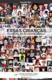 LIVRO ESSAS CRIANCAS - Humanitas Vivens