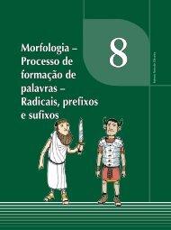 Morfologia – Processo de formação de palavras ... - cjtmidia.com