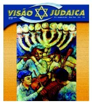 Visão Judaica - novembro de 2002 Kislev / Tevet 5763