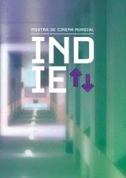 catálogo - indie 2012 - mostra de cinema mundial