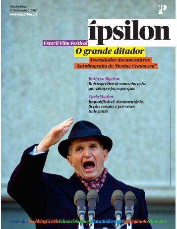 O grande ditador - Fonoteca Municipal de Lisboa