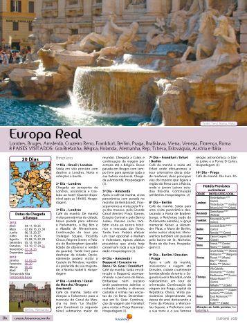 Europa real - Lusanova