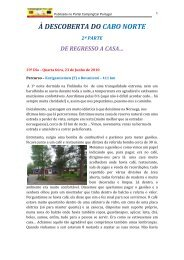 À Descoberta do Cabo Norte (parte 2) - CampingCar Portugal
