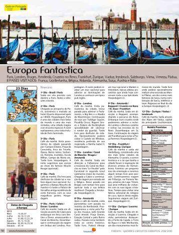 Europa Fantastica - Lusanova
