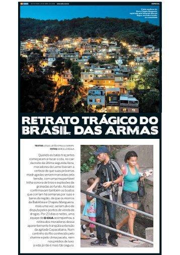 Brasil das armas - Luz e Estilo