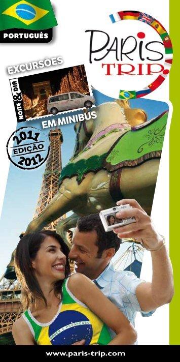 excursÕes - Paris Trip
