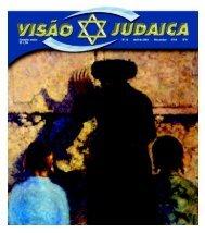 VISÃO JUDAICA • abril de 2003 • Nissan / Iyar • 5763