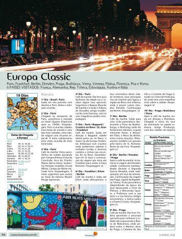 Europa Classic - Lusanova