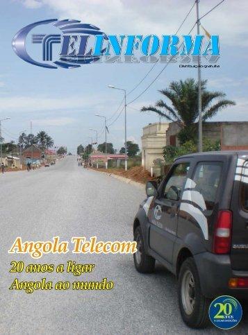 Telinforma Numero 84 Janeiro / Fevereiro / Março ... - Angola Telecom
