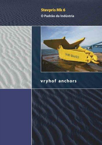 5007 Stevmanta/te 2004 - Vryhof Anchors