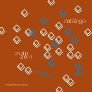 catálogo - Editora UNESP
