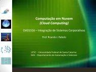 Cloud Computing - Departamento de Automação e Sistemas ...