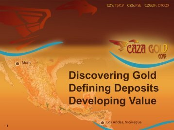 Defining Deposits Developing Value