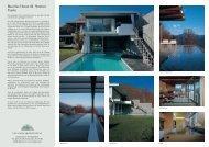 Bucerius House (R. Neutra) Tessin - Villa Nova Architekten AG