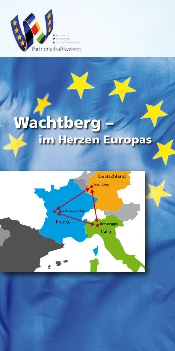 Partnerschaftsverein Wachtberg (Flyer, Dezember 2012)