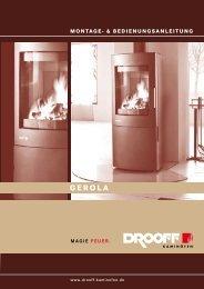 GEROLA - Wärme & Design