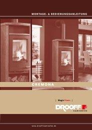 CREMONA - Wärme & Design