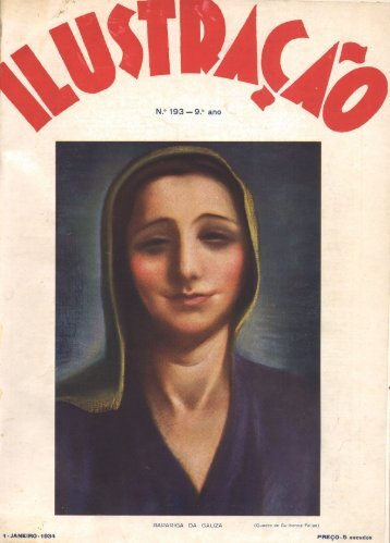 Ilustração N.º 193 - Hemeroteca Digital