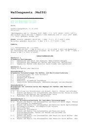 PDF-Datei - Waffensammler  Kuratorium