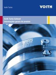 Voith Turbo Safeset Informações gerais do produto