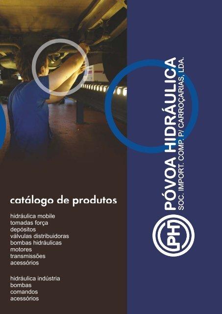 download do catálogo PH - Póvoa Hidráulica
