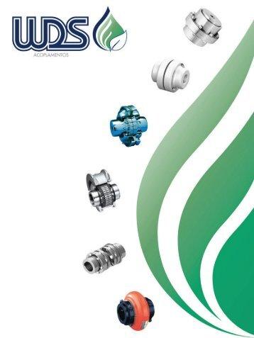 WDS-catalogo laminas - WDS Acoplamentos