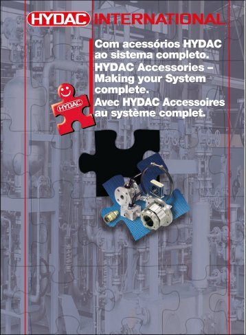 Com acessórios HYDAC ao sistema completo. HYDAC ... - HYDAC UK
